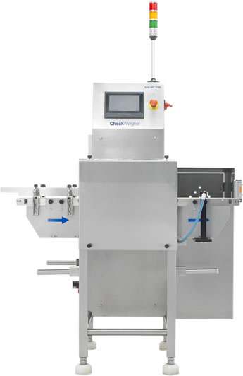 Check Weigher - HMI - Shubham Automation