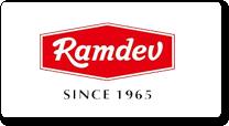 Ramdev-Spices logo
