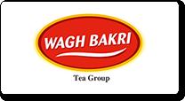 Wagh Bakri logo