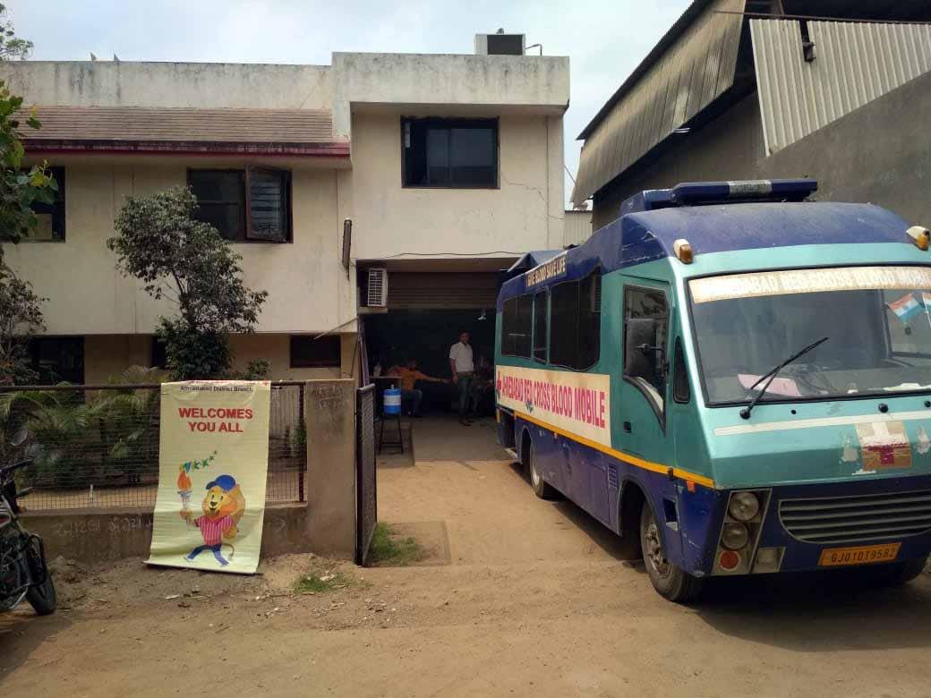 Shubham blood donation camp