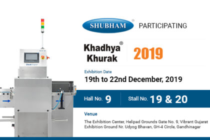 Checkweigher Solutions For The Food Machinery Sector-Shubham Automation