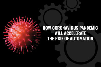 How Coronavirus Pandemic Will Accelerate The Rise of Automation-Shubham Automation