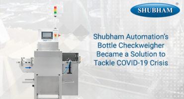 Shubham Automation's Bottle Checkweighe