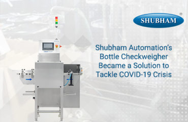 Shubham Automation's Bottle Checkweighe
