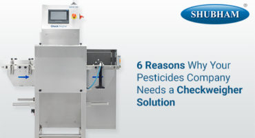 Reasons Why Your Pesticides Company Needs a Checkweigher Solution