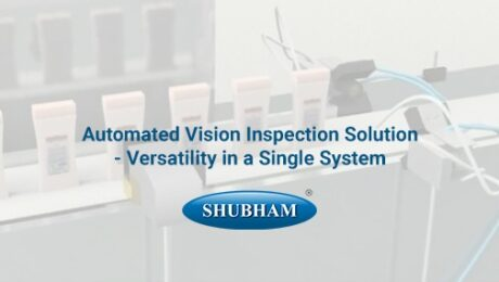 automated vision inspection solution