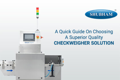 Superior Quality Checkweigher Solution